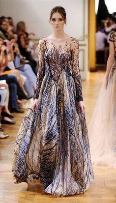 Defilé Zuhair Murad Haute Couture , 2014 | Photos du défilé Zuhair Murad Haute Couture automne-hiver 2013-2014