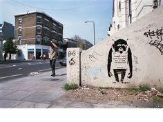 http://banksy.co.uk/out.asp #bansky #graffitiart
