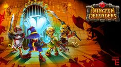 Xbox Live Games With Gold – Dungeon Defenders available today!