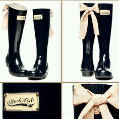 Rain boots / Botas para lluvia