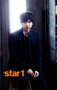 Lee Seung Gi on the Cover of At Star 1 January 2013 Famous Princesses, The King 2 Hearts, You're All Surrounded, Brilliant Legacy, Gumiho, Korean Babies, Lee Seung Gi, Positive Images, 1st Night