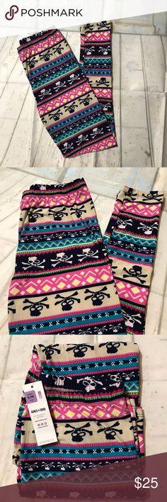 A&D Leggings NWT Agnes & Dora Leggings- S/M (4-12) Agnes & Dora Pants Leggings