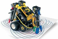 LEGO 3804 Mindstorms Robotic Invention System Version 2.0 RCX 100% Complete #afflink Contains affiliate links. When you click on links to various merchants on this site and make a purchase this can result in this site earning a commission. Affiliate programs and affiliations include but are not limited to the eBay Partner Network. Lego Nxt, Lego Robot, Lego Lego, Lego Mindstorms, Lego Technic, Lego Engineering, First Lego League, Dash And Dot, Drawing Machine