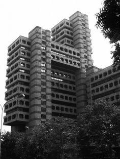 State Trading Corporation, New Delhi, Raj Rewal, 1976 -89