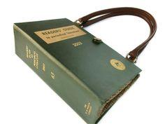 Readers Guide to Periodical Literature Book Purse by retrograndma, $59.99