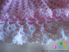 Kız Bebek Örgü Elbise Yapılışı-6