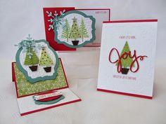 Stamping Moments: Stampin' UP! 2014 Christmas Extravaganza.....