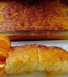 Πορτοκαλόπιτα !!! ~ ΜΑΓΕΙΡΙΚΗ ΚΑΙ ΣΥΝΤΑΓΕΣ 2 Cookbook Recipes, Cooking Recipes, Oranges And Lemons, Greek Recipes, Cakes And More, Cornbread, French Toast, Breakfast, Ethnic Recipes