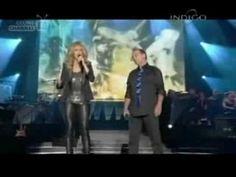 Celine Dion & Claude Dubois - Si Dieu existe on Quebec 400 Celine Dion, Les Sentiments, Quebec, Indigo, Concert, Youtube, Songs, Music, Indigo Dye