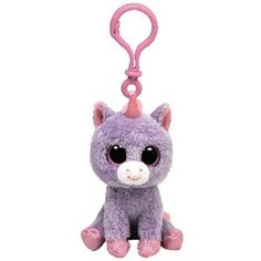 Ty Beanie Boos - Princess-Clip the Poodle