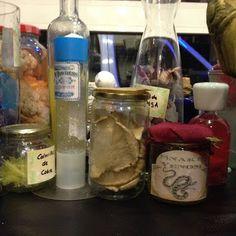 Laboratorio del Científico Loco - Mad Scientifist Lab - Halloween