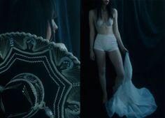 Photographer: Elinor Wermeling, Modell: Emelie Sundberg (me), Stylist: Johanna Lindahl-Henfors. Religion, Stockings, Dark, Inspiration, Fashion, Scale Model, Socks, Biblical Inspiration, Moda