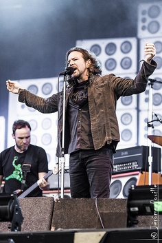 Pearl Jam @ MainSquare festival 2012 by jeje62, via Flickr