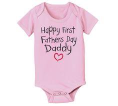 Happy FIRST Father's Day DADDY awww