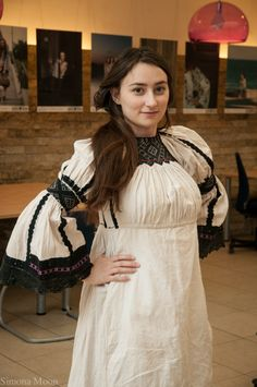 The Romanian blouse from Margau Ethnic Fashion, Romania, Ukraine, Costumes, Traditional, Blouse, Moon, Arya, Folklore