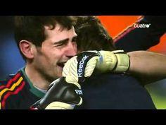 ¡España campeona del mundo! Uno de esos momentos que quedarán grabado en mi retina y mi corazón toda la vida.
