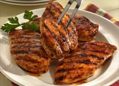 EatBetter Marinated Grilled Teriyaki Chicken Breasts