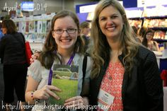 (Giveaway!) Wow! What a wonderfully-busy day! Meeting Mrs. Amy Clipston & it's our Birthday! My blog, Books for Christian Girls, is one year old!   Meet Mrs. Amy Clipston & enter our giveaway here!: http://booksforchristiangirls.blogspot.com/2014/04/meeting-mrs-amy-clipston-one-year.html