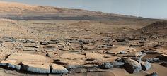 Polluce Notizie: Curiosity trova sedimenti depositati da corsi d'acqua su Marte