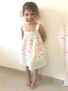 Un jour, un DIY: [J'AI TESTÉ #1] Coudre une robe à l'aide de Makerist