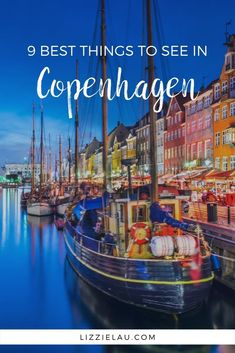 9 Best Things to See in Copenhagen Copenhagen is a big city with a lot of wonderful attractions. Read on to find out what the 9 best things to see in Copenhagen are! The post 9 Best Things to See in Copenhagen appeared first on Star Elite. Top Travel Destinations, Europe Travel Guide, Travel Guides, Places To Travel, Travel Deals, Travel Hacks, Travel Essentials, Travel Things, Vacation Deals