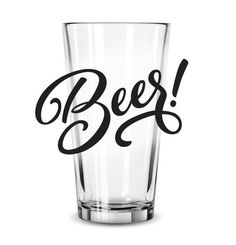 Beer - Madison Glass Co.