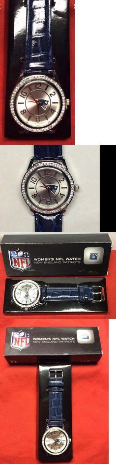 Other Mens Jewelry 177770: Avon Women S..Nfl Watch.. New England Patriots .. Quartz Movement. -> BUY IT NOW ONLY: $32.77 on eBay!