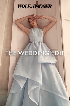 Help them tie the knot in style. Whether it's a suitable wedding guest outfit you're looking for or a thoughtful wedding day gift, our Wedding Edit is here to help. Tulle Ball Gown, Ball Dresses, Ball Gowns, Prom Dresses, Formal Dresses, Wedding Dresses, Dream Dress, I Dress, Short Cocktail Dress