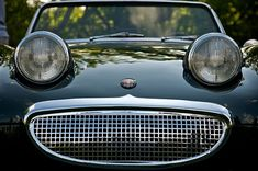 "Austin Healey Sprite ""Frogeye"" 1959 - nice face"