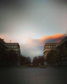 Teraz. #nowahuta #clouds #architektura #symetry #instaphoto #igerskrakow