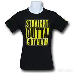 Batman Straight Outta Gotham T-Shirt