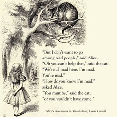 Alice+From+Alice+In+Wonderland+Quote+1. Alice In Wonderland quotes on PictureQuotes.com.