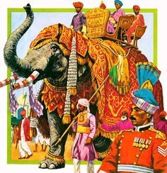 Posters, Art Prints, Framed Art, and Wall Art Collection India Poster, India Map, India Travel, Elephant Line Drawing, Painted Indian Elephant, Animal Articles, Elephant Images, Outline Drawings, Pencil Drawings