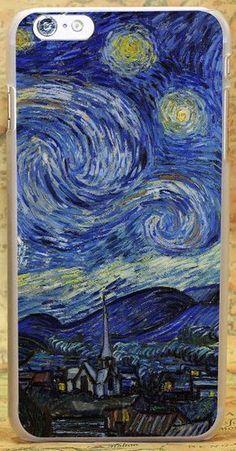 Blue painting (The Starry Night - Vincent van Gogh IPhone wallpaper, background Van Gogh Wallpaper, Painting Wallpaper, Painting Art, Blue Painting, Vincent Van Gogh, Van Gogh Tapete, Starry Night Wallpaper, Van Gogh Pinturas, Van Gogh Art