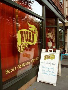 WORD Bookstore -- 14 New York City Bookstores You Should Visit Before You Die
