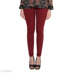 Checkout this latest Leggings Product Name: *Trendy Women's Cotton  Legging* Fabric: Cotton Size: M - 30 in L - 32 in XL - 34 in XXL - 36 in XXXL - 38 in Length: Up To 38 in Type: Stitched Description: It Has 1 Piece Of Legging Pattern: Solid Country of Origin: India Easy Returns Available In Case Of Any Issue   Catalog Rating: ★4 (560)  Catalog Name: Diva Trendy Women's Cotton Leggings Vol 2 CatalogID_180212 C79-SC1035 Code: 142-1392208-894