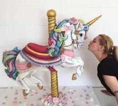 Rainbow Unicorn Cake Ideas You'll Love