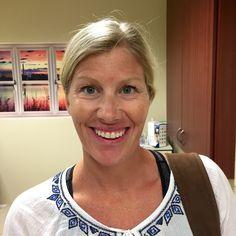 Jenny just had her braces removed...she looks so beautiful! #bracesbgone #beautifulsmile #gentledentistmd