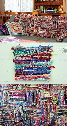 Покрывало в стиле бохо из остатков пряжи (Diy) / Вязание / Своими руками - выкройки, переделка одежды, декор интерьера своими руками - от ВТОРАЯ УЛИЦА