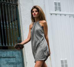 Ms Treinta - Fashion blogger - Blog de moda y tendencias by Alba.: Vestido Halter