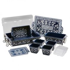 temp-tations® by Tara: temp-tations® 20-pc. Handcrafted Carved Old World Set