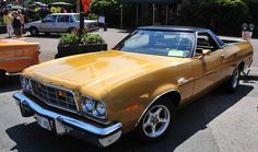 The 1973 Ford Ranchero is a coupe utility that was produced by Ford between 1957 & 1979. Unlike a pickup truck, the Ranchero was adapted from a two-door station wagon platform that integrated the cab & cargo bed into the body. A total of 508,355 units were produced during the model's production run. It was adapted from full-sized, compact, & intermediate automobiles sold by Ford for the North American market. In 1972, a radical change occurred in the Torino & Ranchero lines. The sleek, p...