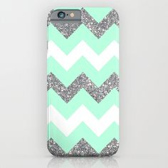 zig zag mint glitter iphone case <3!! LOVE LOVE LOVE must have!