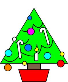 Learn how to draw a cartoon christmas tree, one that's ...