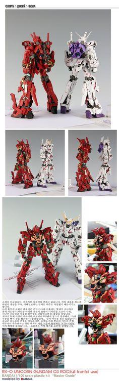 RX-O Unicorn Gundam 03