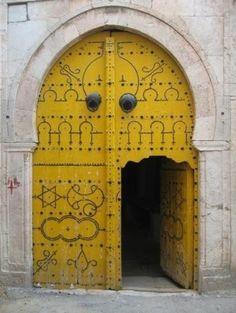 Tunisia door