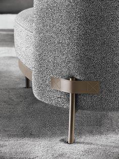 TAPE | Sofa Tape Collection By Minotti design Nendo