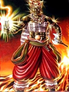 Yoruba Orishas Art 1000+ images about IMA...