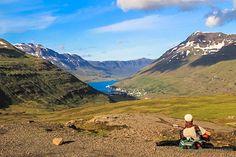 Los Fiordos del Este de Islandia y Egilsstaðir