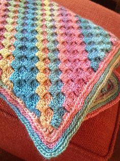 Ravelry: Kristin12's Kris's Spring into Summer Blanket